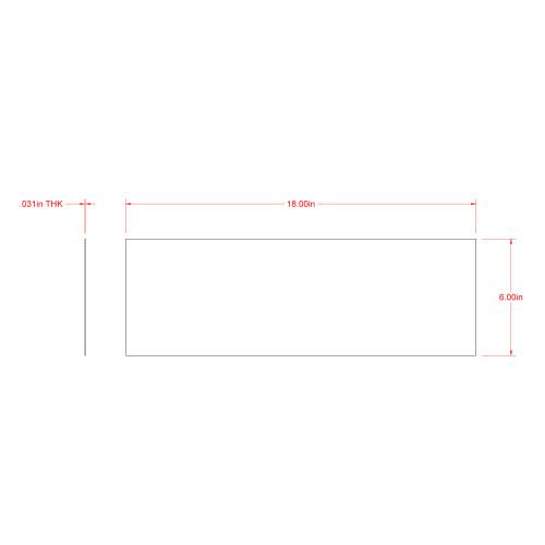 SteelWorks Aluminum Sheet (1/32