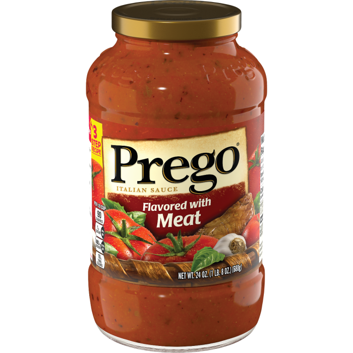 Italian Sauce Flavored with Meat Sauce
