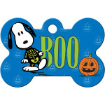 Snoopy Boo Large Bone Quick-Tag