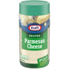 Kraft 100% Grated Parmesan Cheese Shaker 8 oz Bottle