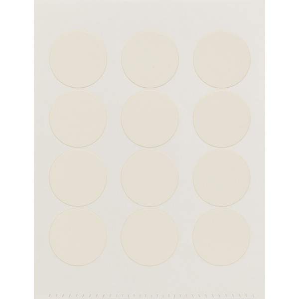 "Premium Edible Sheets, 2"" Circles PhotoCake® Edible Paper"