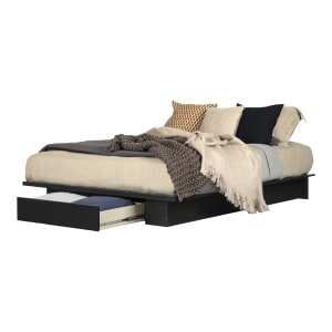Primo - Platform Bed with Drawer