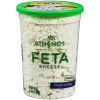 Athenos Crumbled Traditional Feta Cheese 24 oz Tub