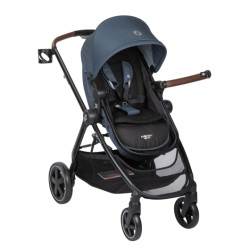 Premium stroller comfort and accessibility