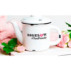 Bigelow Exclusive!  Warm Hugs Teapot