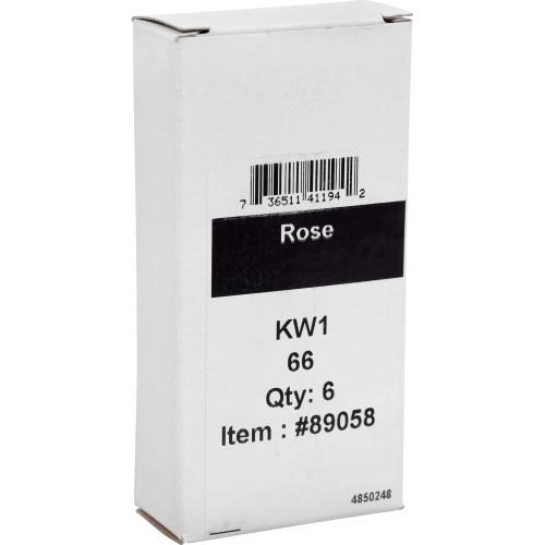 WacKey Rose Key Blank Kwikset/66 KW1