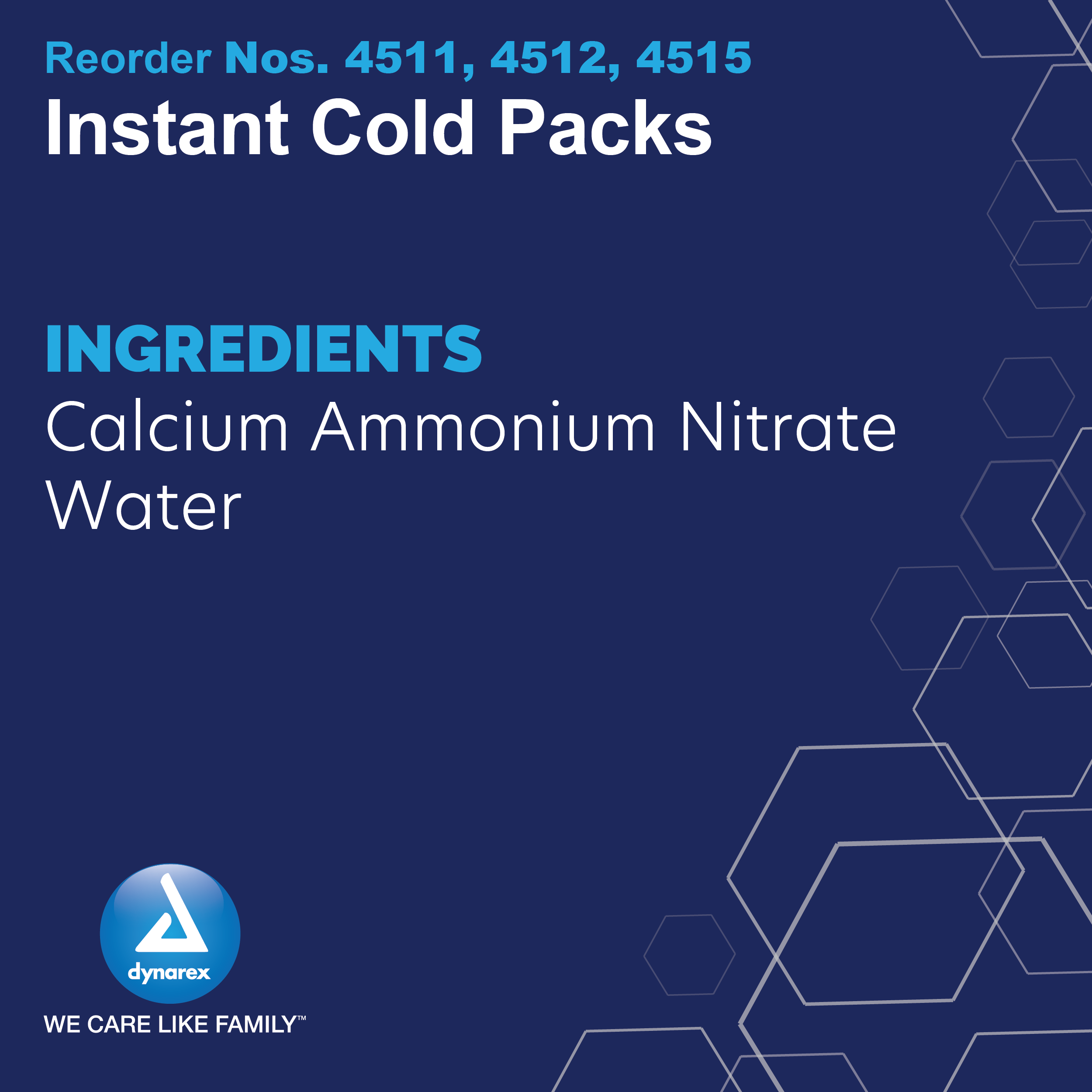 Cold Pack - 5 X 9 - 24/Cs