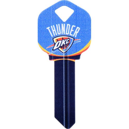 NBA Oklahoma City Thunder Key Blank