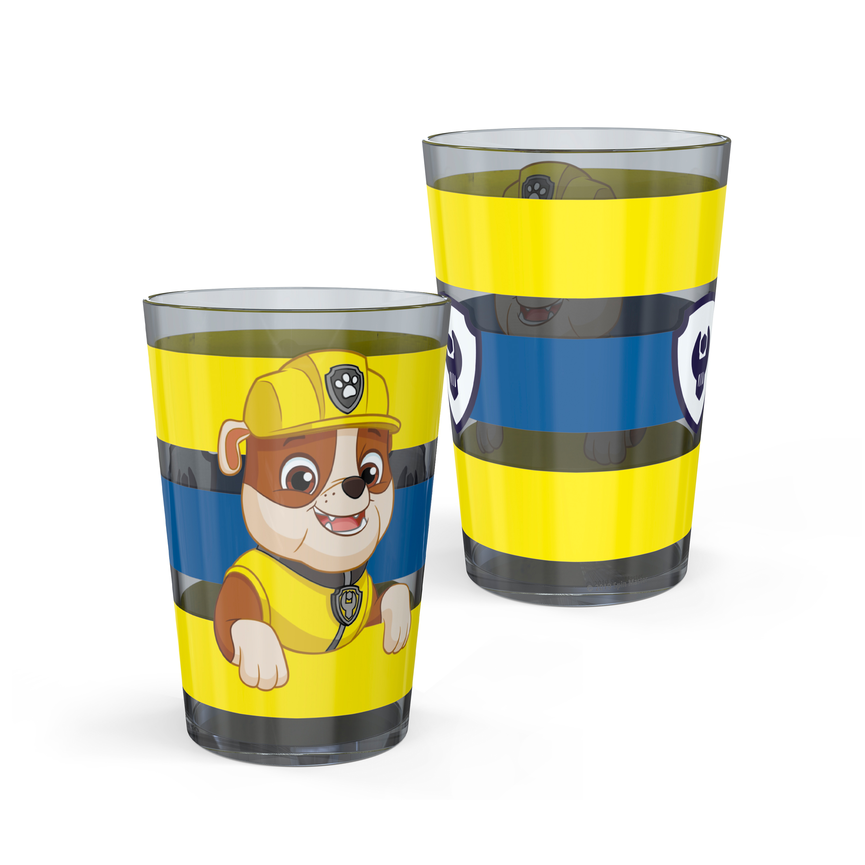 Paw Patrol 14.5 ounce Tumbler, Chase, Skye and Friends, 4-piece set slideshow image 6