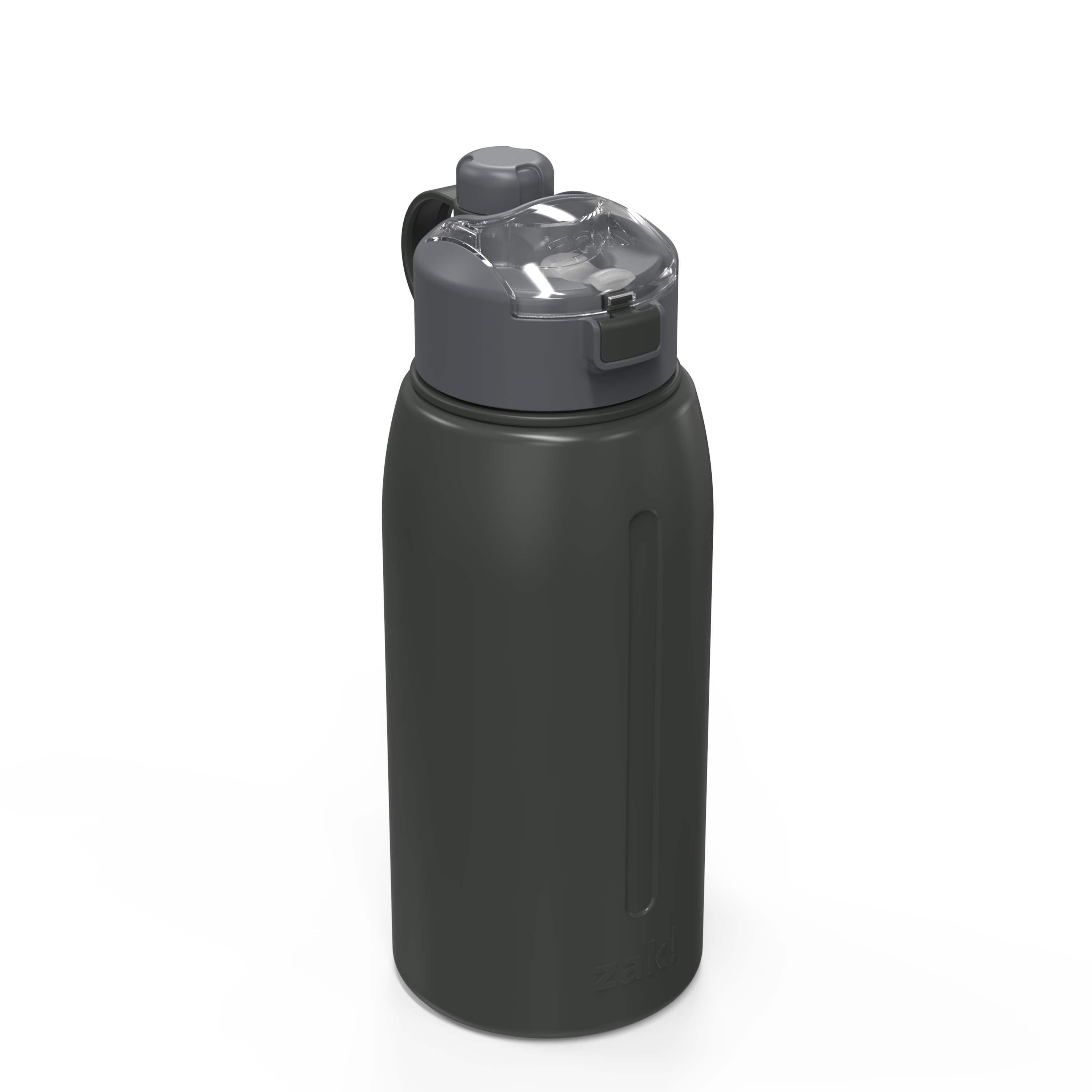 Genesis 32 ounce Vacuum Insulated Stainless Steel Tumbler, Charcoal slideshow image 4