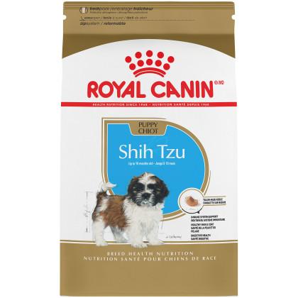 Royal Canin Breed Health Nutrition Shih Tzu Puppy Dry Dog Food