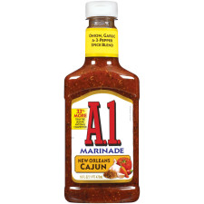 A.1. Steakhouse New Orleans Cajun Marinade 16 oz Bottle