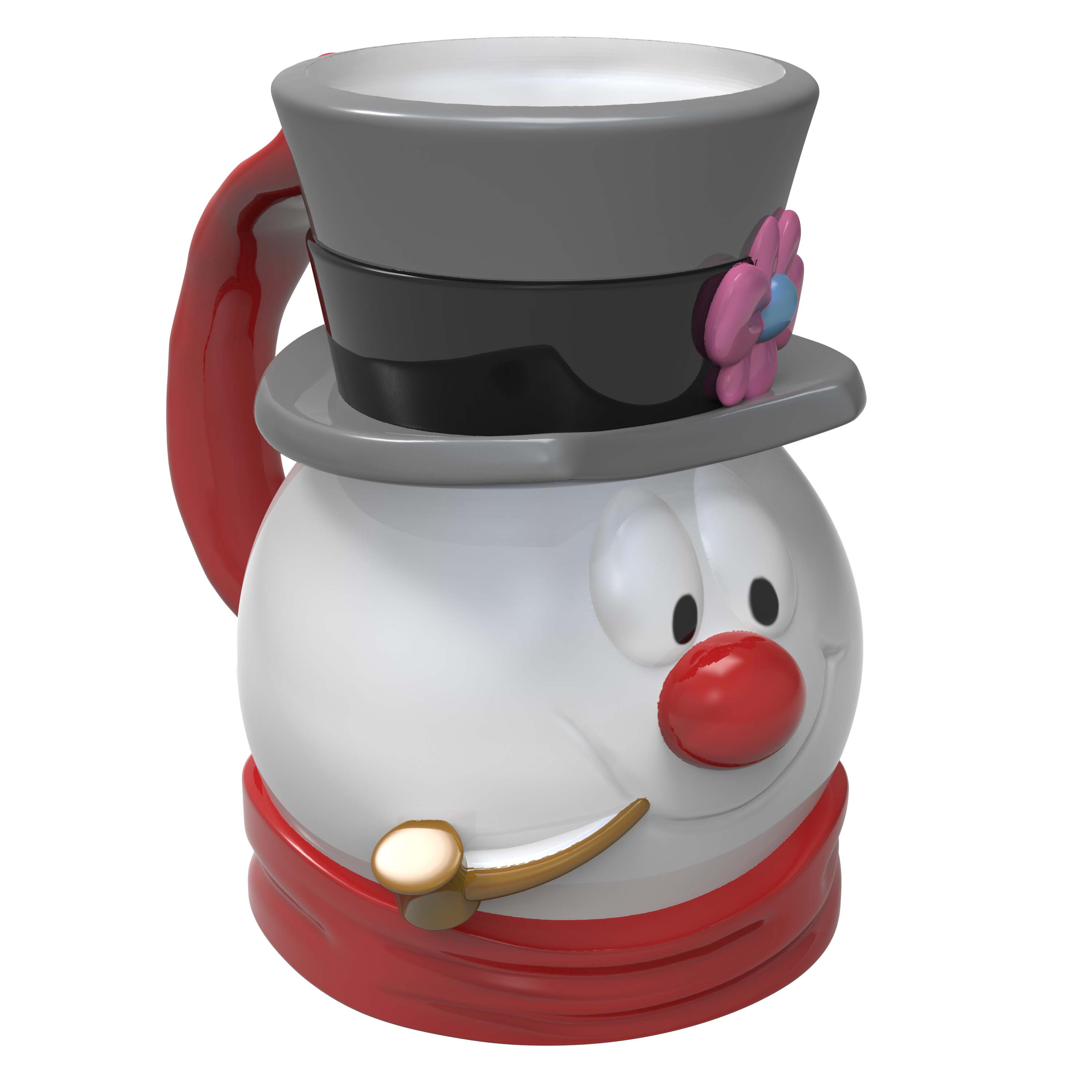 Collectible Christmas Mugs 15 ounce Coffee Mug, Frosty The Snowman slideshow image 1