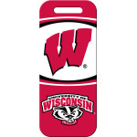 Wisconsin Badgers Large Luggage Quick-Tag