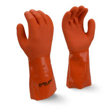 Bellingham Glove 6201 Triple-Dipped 12″ PVC/Nitrile Gauntlet Glove