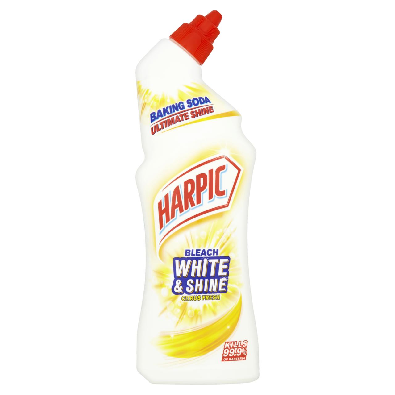 Harpic White & Shine Citrus Fresh Bleach
