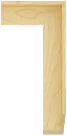 Cranbrook Float Natural Maple 2