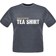 Bigelow Exclusive TEA Shirt Mens Size Large