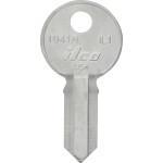 Illinois Home and Office Key Blank