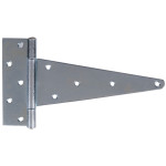 Hardware Essentials White Heavy Duty T-Hinges