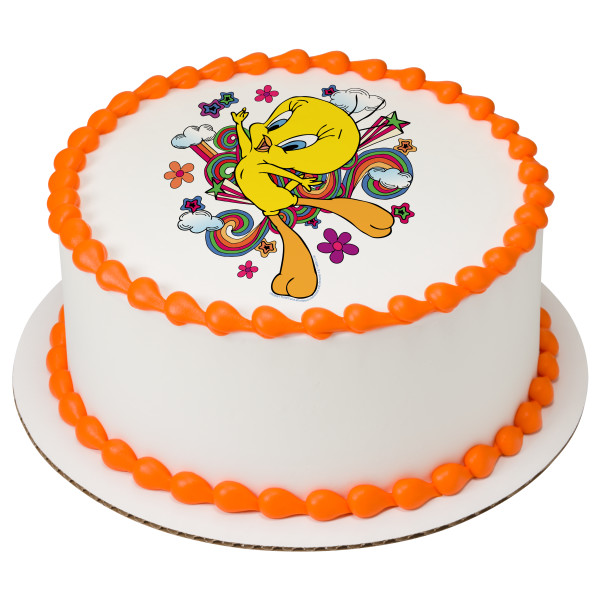 Looney Tunes™ Tweety PhotoCake® Edible Image®
