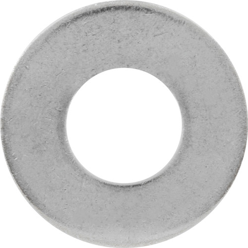 Marine-Grade #316 Stainless Flat Washer (#10)
