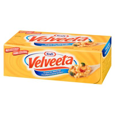 VELVEETA Processed Cheese Loaf