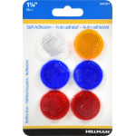 Mini Circle Reflector Pack