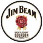 Aluminum Jim Beam Bottle Cap 12in