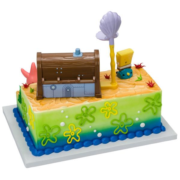 SpongeBob SquarePants™ Krusty Krab Signature DecoSet®