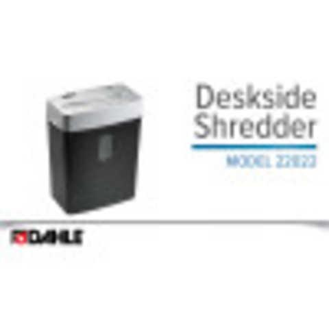 Dahle PaperSAFE® 22022 Shredder Video