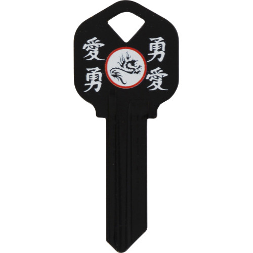WacKey Dragon Key Blank Kwikset/66 KW1
