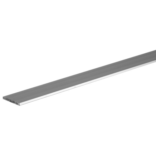 The SteelWorks Anodized Aluminum Flat 1/8