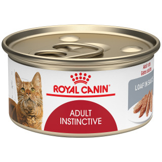 Adult Instinctive Loaf in Sauce Canned Cat Food