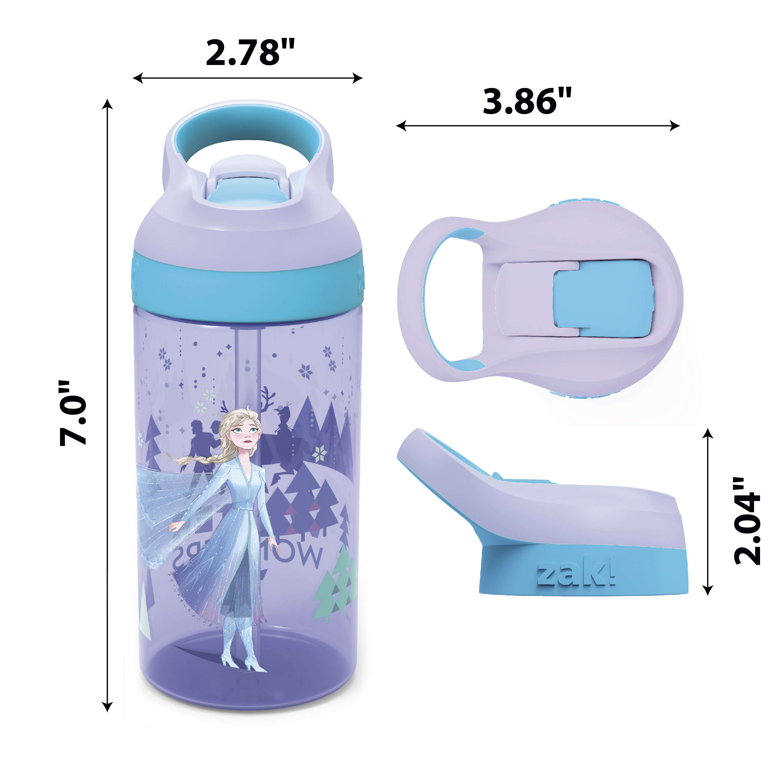 Disney Frozen 2 Movie 16 ounce Water Bottle, Princess Anna slideshow image 5