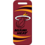 Miami Heat Large Luggage Quick-Tag