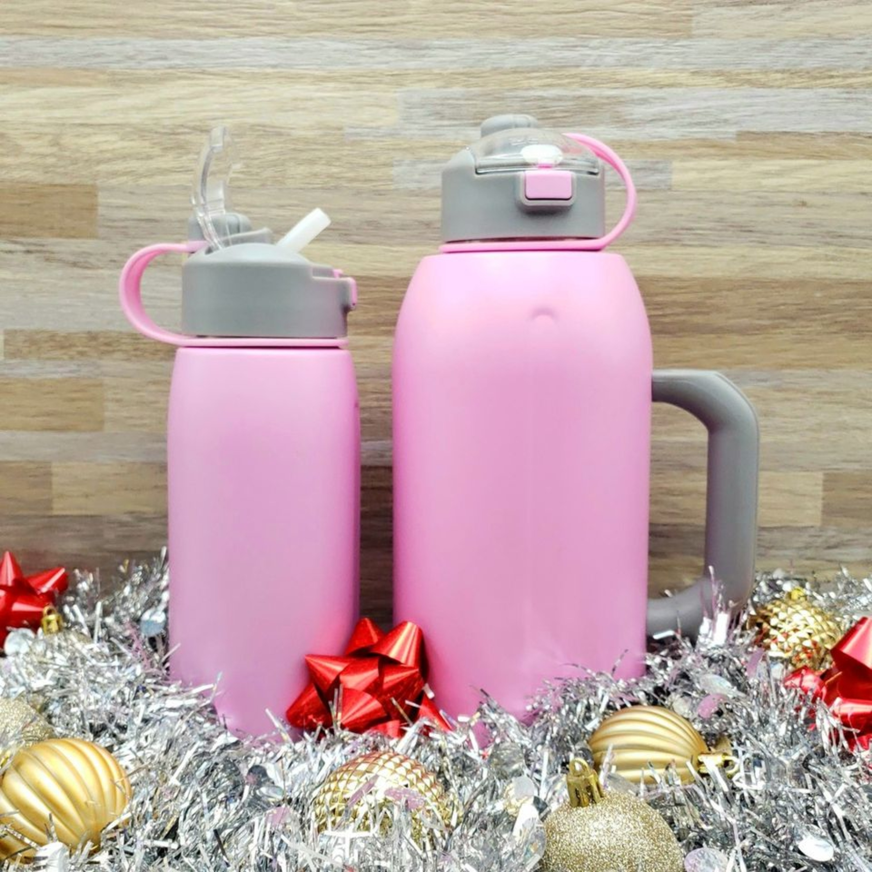 Genesis 24 ounce Vacuum Insulated Stainless Steel Tumbler, Lilac slideshow image 12