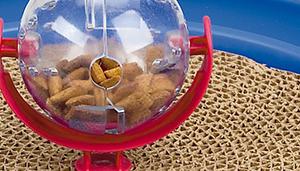 Turbo Treat Ball for Cats