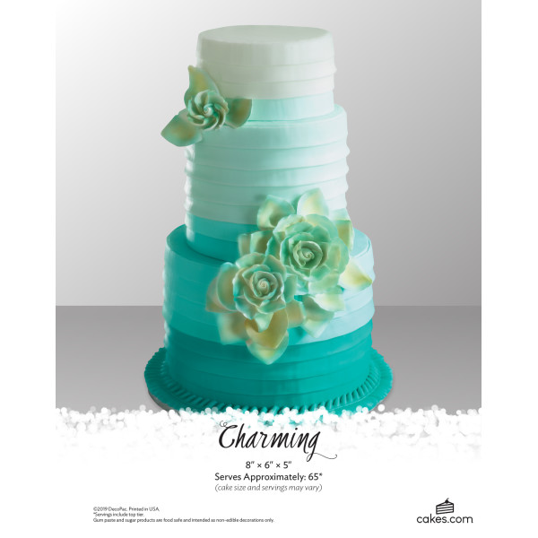 Charming Wedding The Magic of Cakes® Page