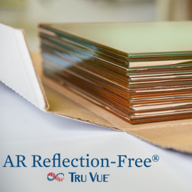 Tru Vue AR Reflection Free Glass 32