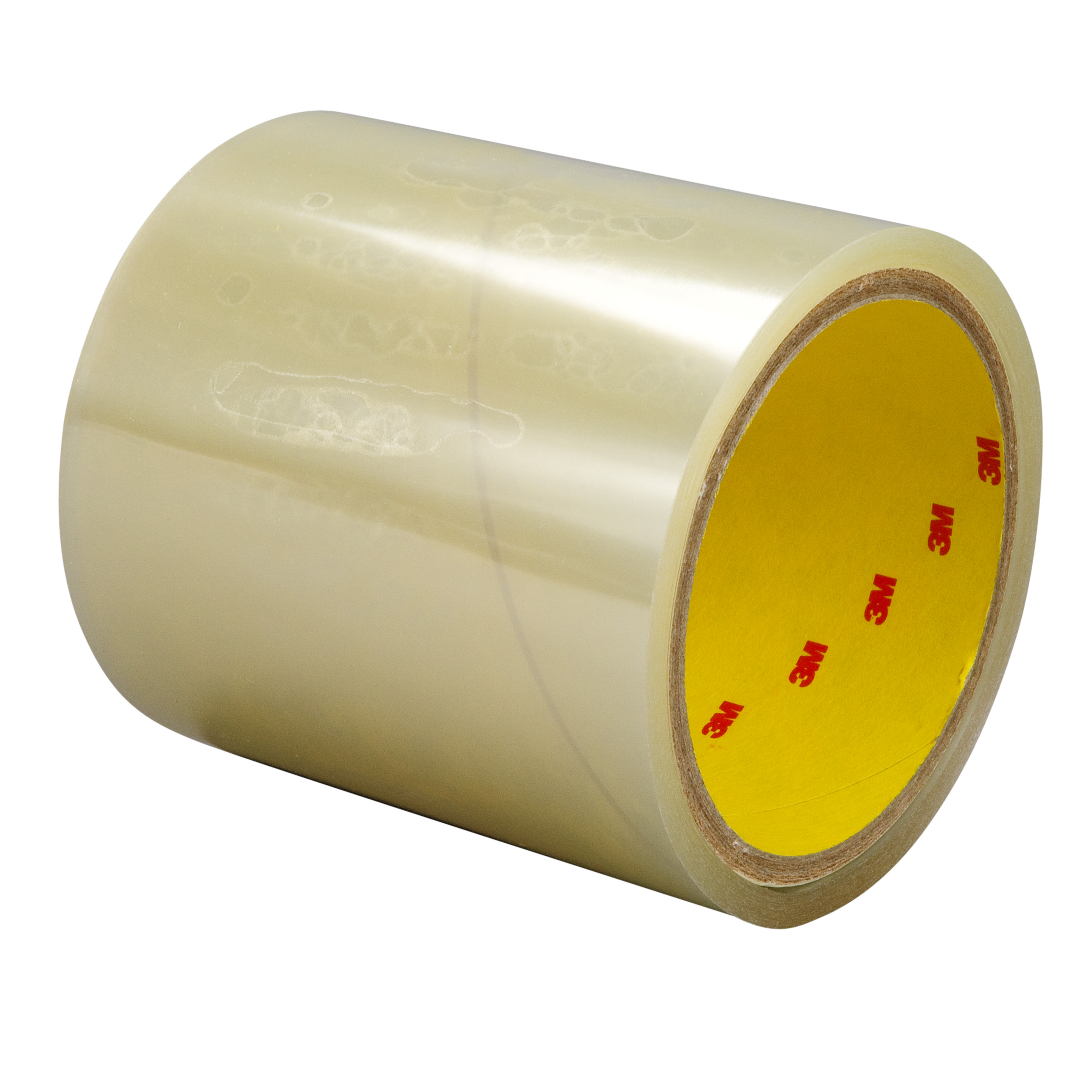 3M™ Double Coated Tape 9629FL, Clear, 4 mil, Roll, Config