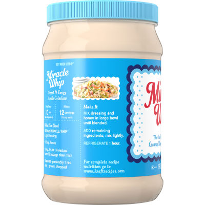 Miracle Whip Light Dressing 15 fl oz Jar