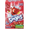 Kool-Aid Singles Sugar-Sweetened Cherry Powdered Soft Drink 12 - 0.55 oz Packets