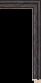 Lancaster Amish Black 1 1/4