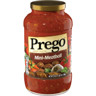 Mini-Meatball Meat Sauce