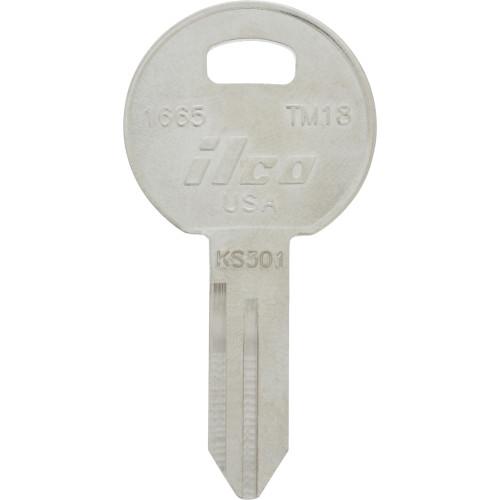 1665 TM-18 Tri-Mark Key