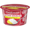 Breakstone's Cottage Doubles Pineapple Cottage Cheese 4.7 oz Cup