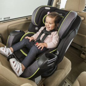 Symphony DLX All-In-One Convertible Car Seat with Easy Click Install
