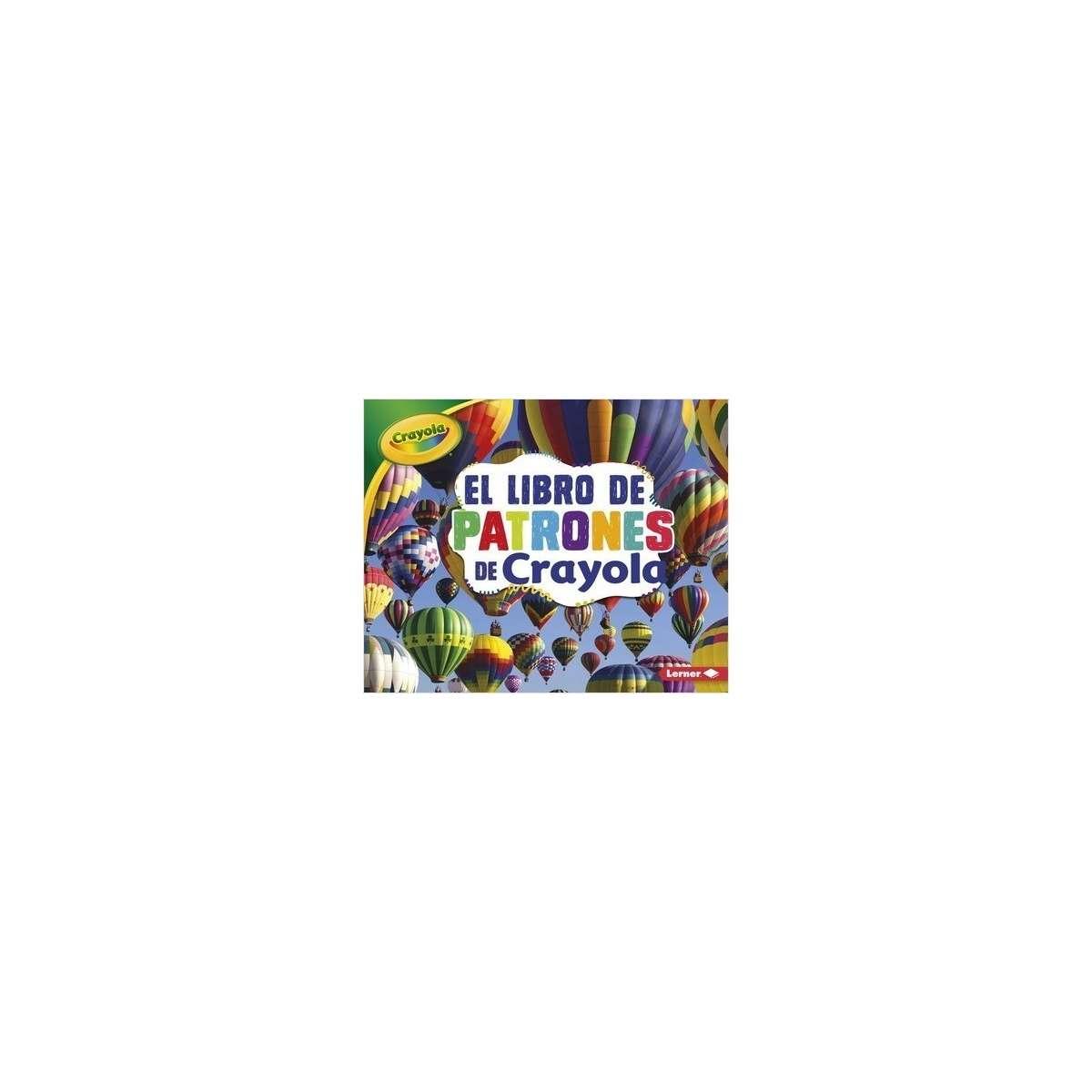 Crayola 174 Concepts Set Of All 6 Books Spanish Lpb1541555058