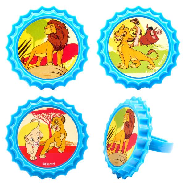 Disney The Lion King Pride Rock Cupcake Rings